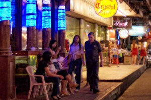 Patpong Red Light Area